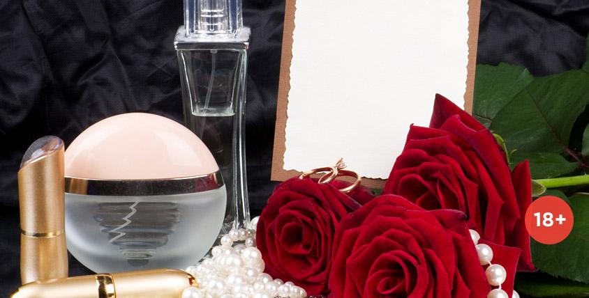 Духи с феромонами 1000 руб. от клуба эротического массажа FAVORITE