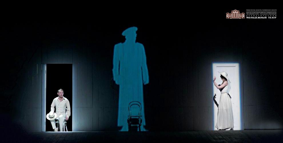 """Билеты на спектакль """"Бунин. Рассказы"""" от Челябинского Молодежного Театра"""