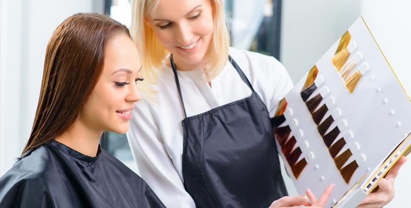 """Сертификаты 7100 руб. на парикмахерские услуги студии """"Мастерская красоты"""" и маска для волос"""