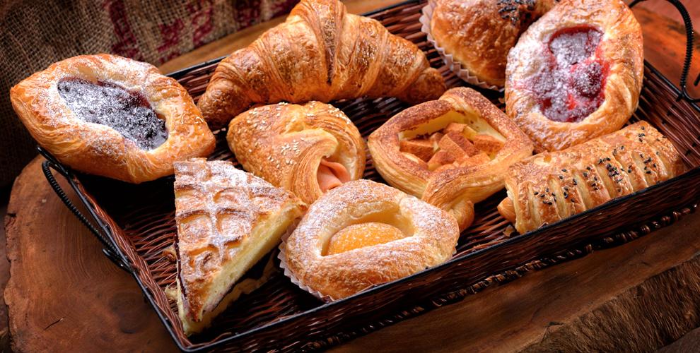 """Подарочный набор французской выпечки от пекарни """"Венская улыбка"""""""