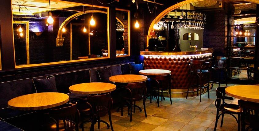Сертификаты 6000 руб. в бар Adam's Bar