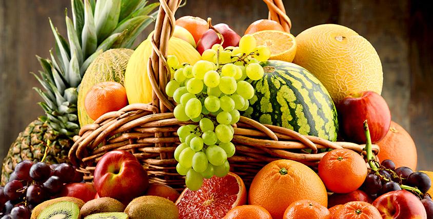 Корзина фруктов 1000 руб. от Arabica Lounge Bar