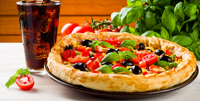 """2 комба набора в Pizza Mia и сертификат на прохождение квеста от компании """"Шестое чувство"""""""