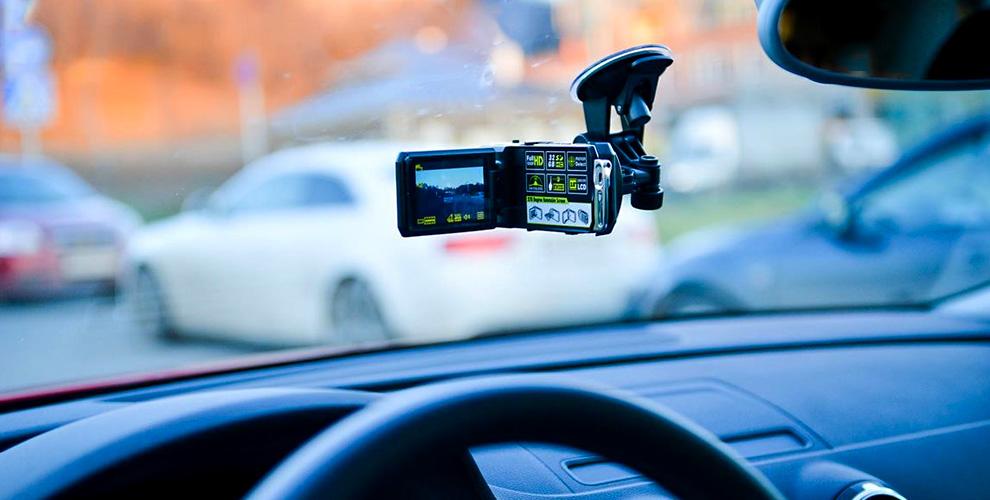 Видеорегистратор от автотехцентра TTS Motors