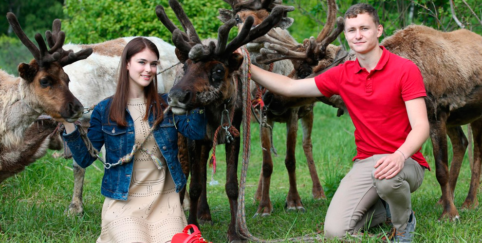 Сертификаты 6000 руб. на экскурсии - знакомство с животными от компании WalkService