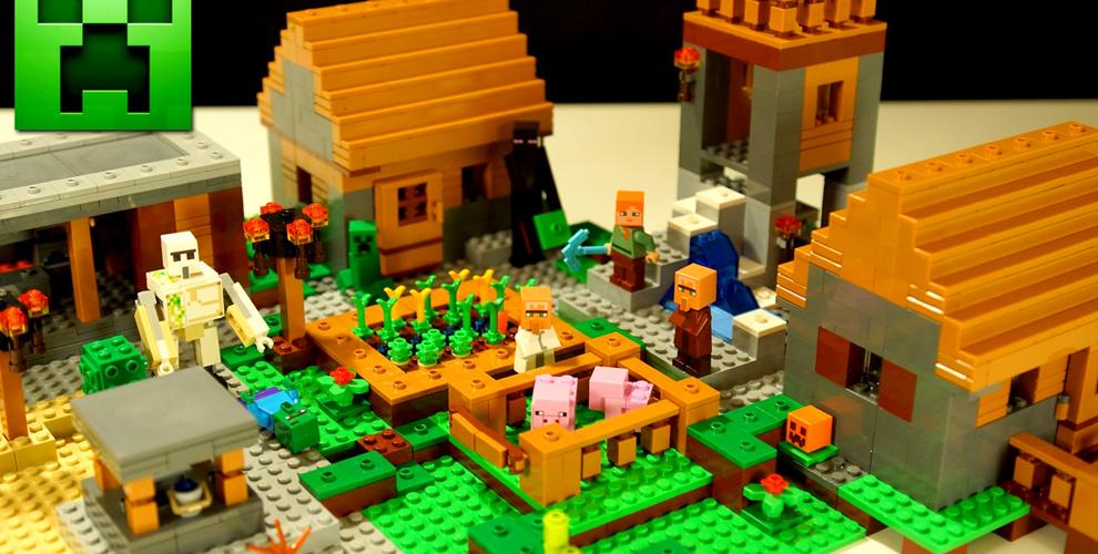 Билеты на посещение музея-выставки LEGO GameBrick