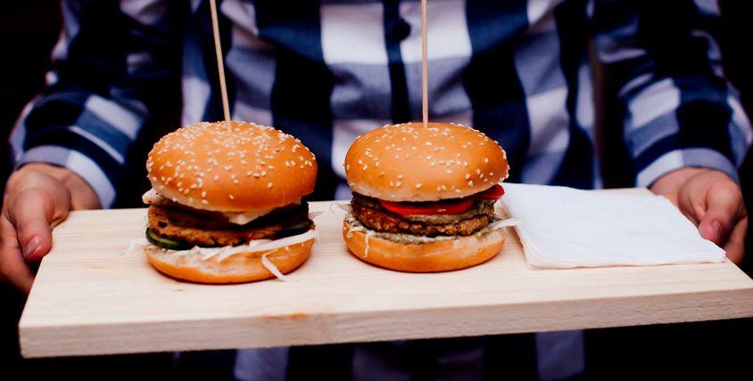 Сертификаты 3500 руб. на посещение Zen Vegan Burger