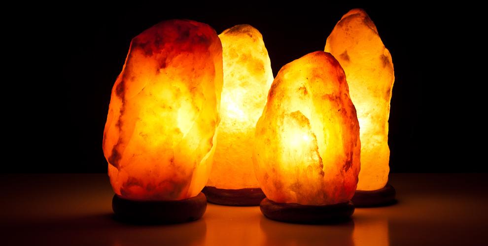 """Соляная лампа 1400 руб. и абонементы 4200 руб. в соляную пещеру """"Галосфера"""""""