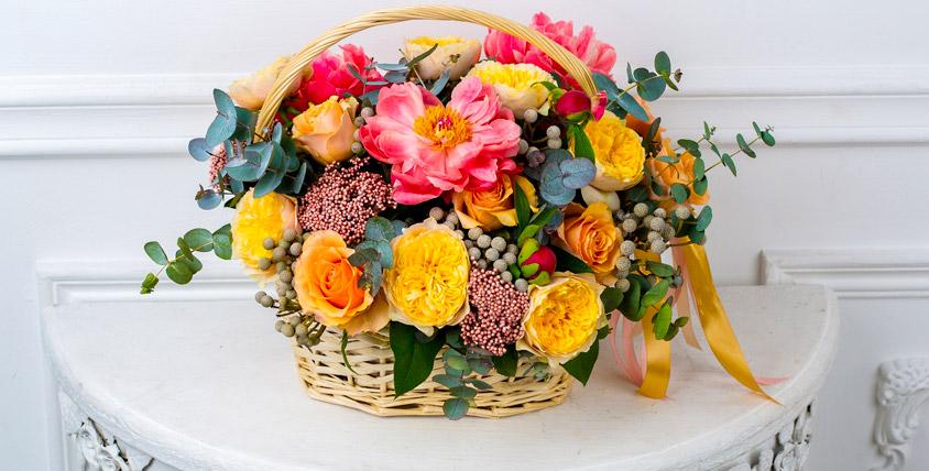 Сертификаты 4500 руб. на любой ассортимент компании Msk-flowers