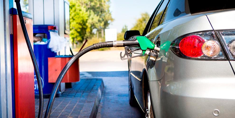 """30 литров бензина от компании """"Галактик-Авто"""""""
