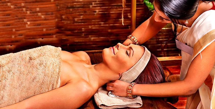 "Сертификаты 3100 руб. на массаж, шкатулка, мыло Himalaya Herbals от центра ""Аюрдара"""