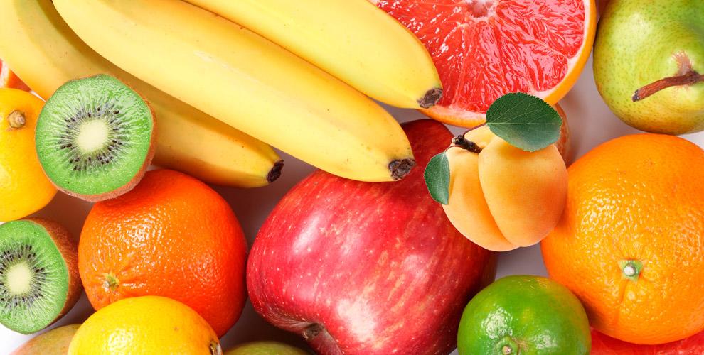 """Пакет фруктов и сертификаты 5800 руб. на сеансы остеопатии от центра """"Магия рук"""""""