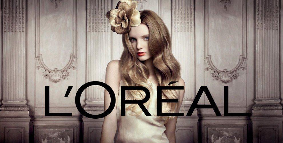 Набор косметики L'Oreal 3000 руб. и сертификаты на услуги студии Brow Fabrica