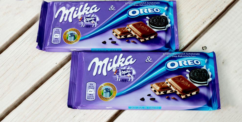 1 кг шоколада Milka от компании Time Quest Ekb