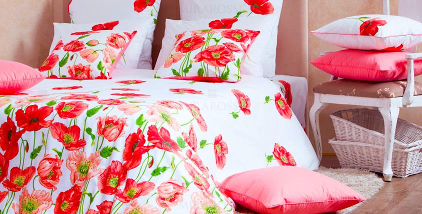 """Комплекты постельного белья и 2 кухонных полотенца общей стоимостью 4519 руб. от интернет-магазина """"Хлопковый Край"""""""