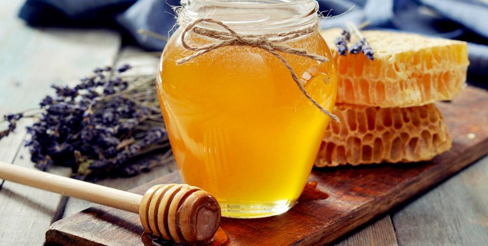 """Банка полезного мёда 1700 руб. от компании """"Мишкин мёд"""""""