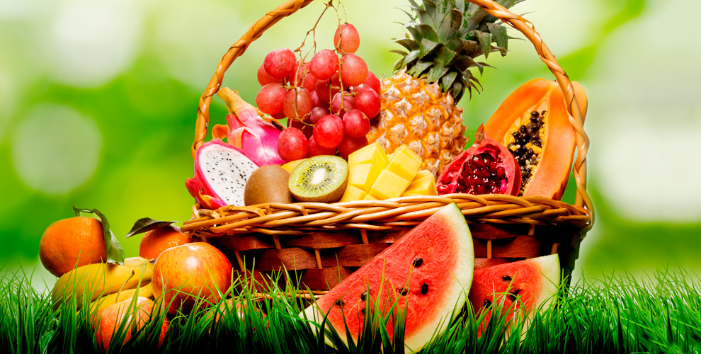 """5 кг фруктов + сертификаты 6500 руб. в оздоровительный центр """"Прасковья"""""""