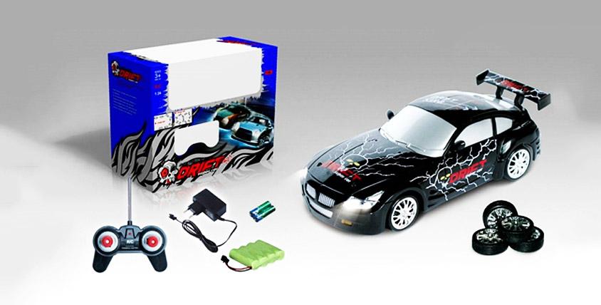 Радиоуправляемый автомобиль для дрифта от компании RC Expert