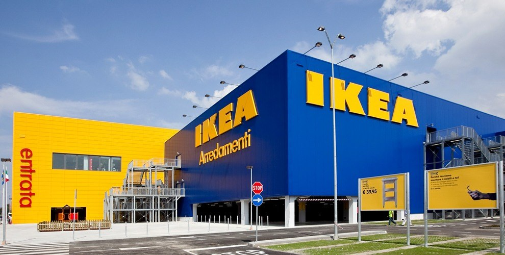 Сертификат 1000 руб. в магазин IKEA и сертификаты 4500 руб. в ателье STUDIO SIAMO`RI