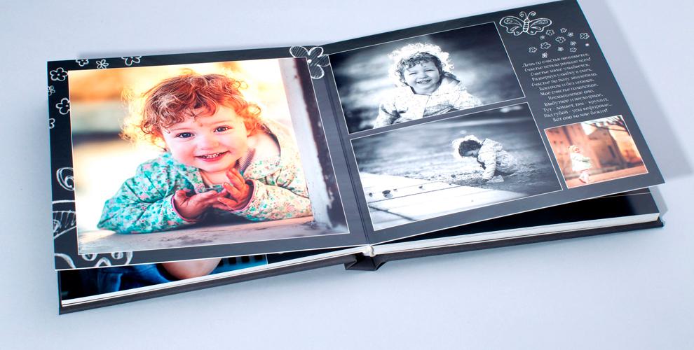 Фотокнига 1890 руб., фотооткрытки 1490 руб. и инстакарточки 1300 руб. от GoPhotoBook
