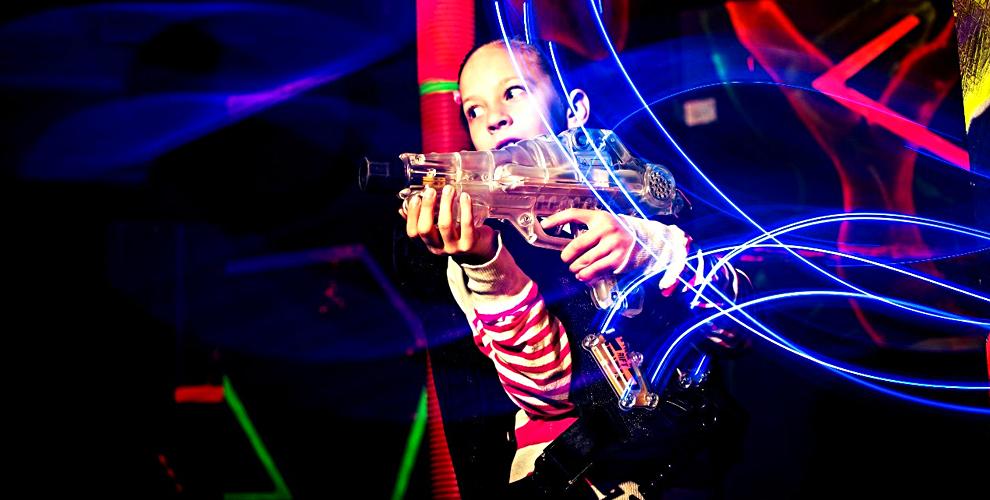 """Сертификаты 17500 руб. на игру в лазертаг и лазерный тир в клубе """"Фан-Лазер"""""""