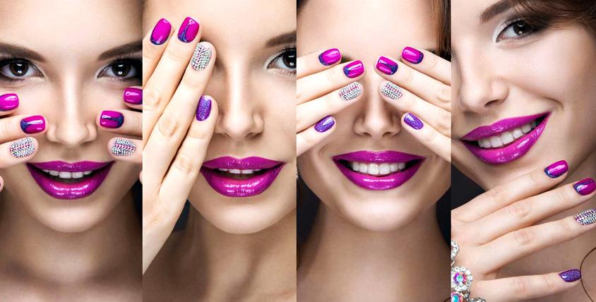Все краски вашей красоты! Коррекция и окрашивание бровей, ламинирование ресниц, маникюр и гель-лак в салоне Eva_nail