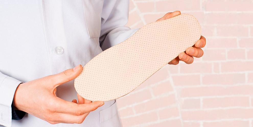 «Дом ортопеда-ортографика»: разнообразные ортопедические стельки