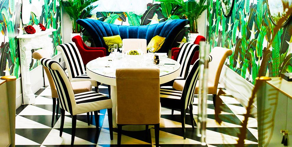 Семейные и детские бранчи, ужины и ароматный дым в кафе Wild Boudoir