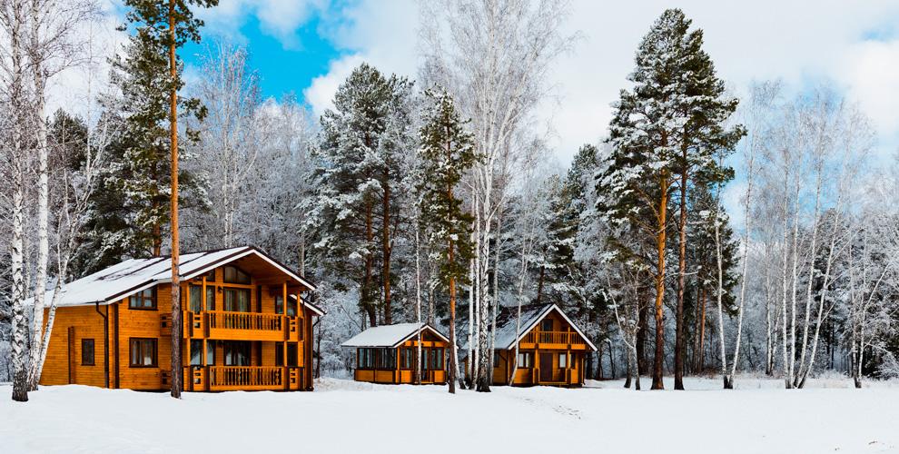 Гостевой комплекс «Юрманка»: проживание в дачном и гостевом домике