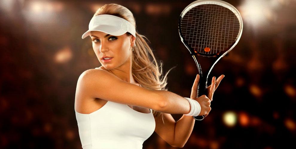 Занятия большим теннисом в клубе Liga tennis