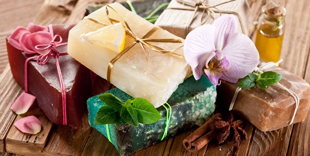 Натуральное мыло на выбор от компании Savonry