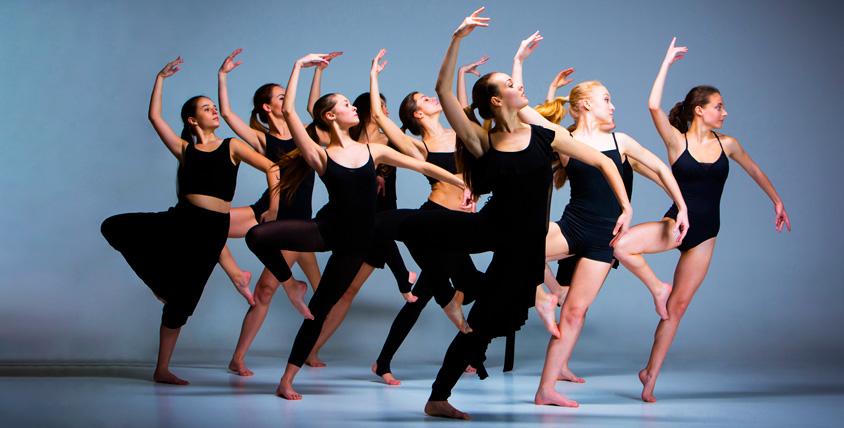 Студия Dance Project приглашает на групповые занятия танцами