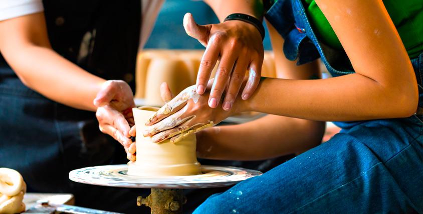 Дух творчества в твоих руках! Мастер-классы по гончарному мастерству в студии MasterstvoMsk
