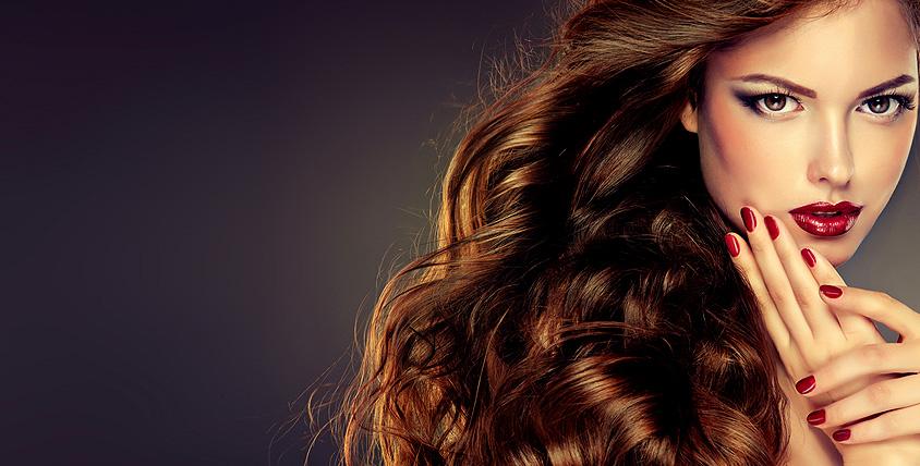 Мелирование, окрашивание волос, мужская, женская стрижка, оформление бровей, маникюр и не только в салоне красоты Lady Cherry