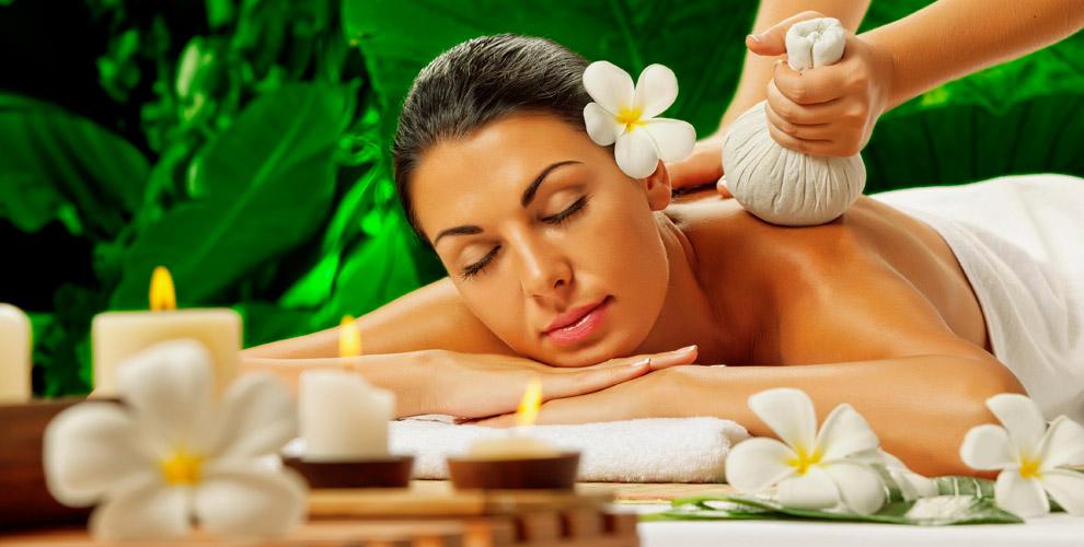 SPA-программы итайский массаж всалоне «СпаРай»
