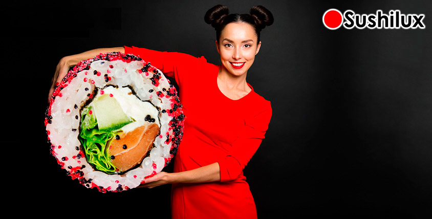 Пироги и все японское меню с бесплатной доставкой от Sushilux 2.0