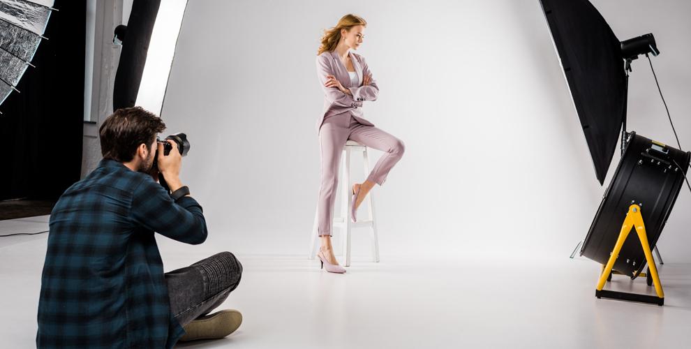 «Щучий хвост»: студийная фотосессия и аренда фотостудии