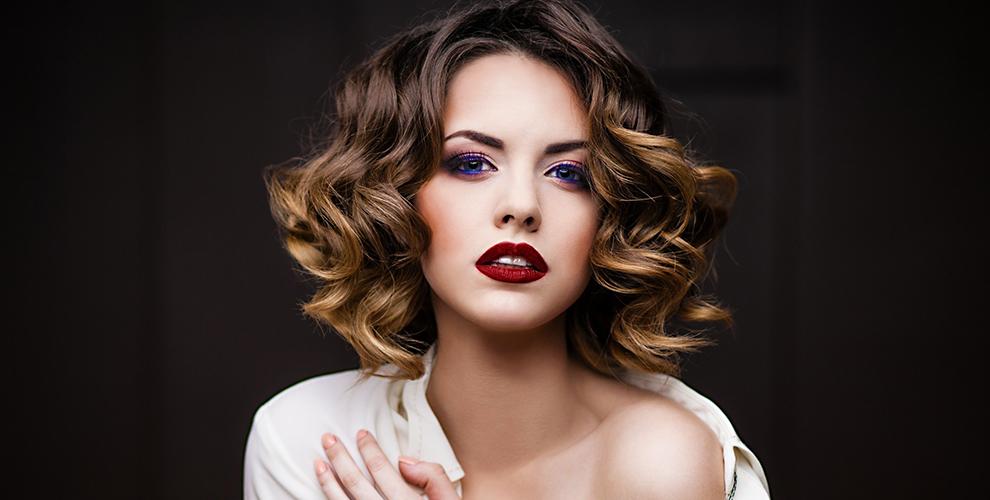 Стрижка, окрашивание, выпрямление волос иманикюр всалоне «Золотая антилопа»