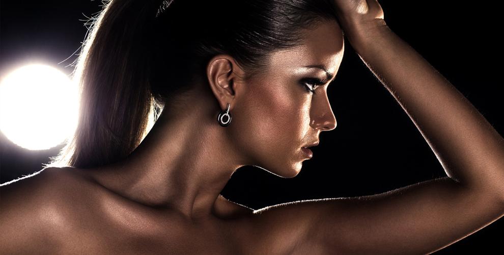 Моментальный загар лица, шеи и зоны декольте в Fashion Film Studio