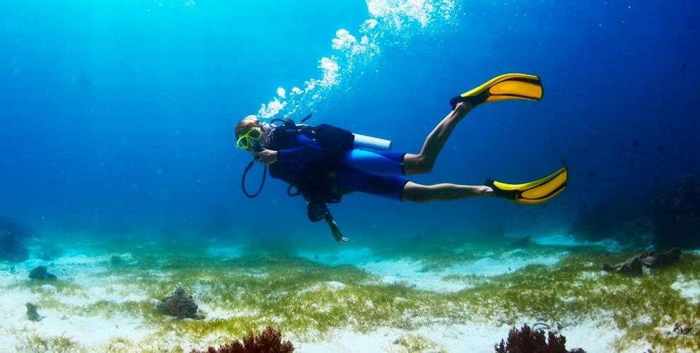 Центр подводного плавания «Аквастиль»: погружение саквалангом наозере Увильды