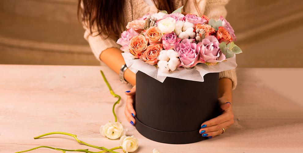 Букеты и цветочное изобилие в сети студий цветочного дизайна Florissimo