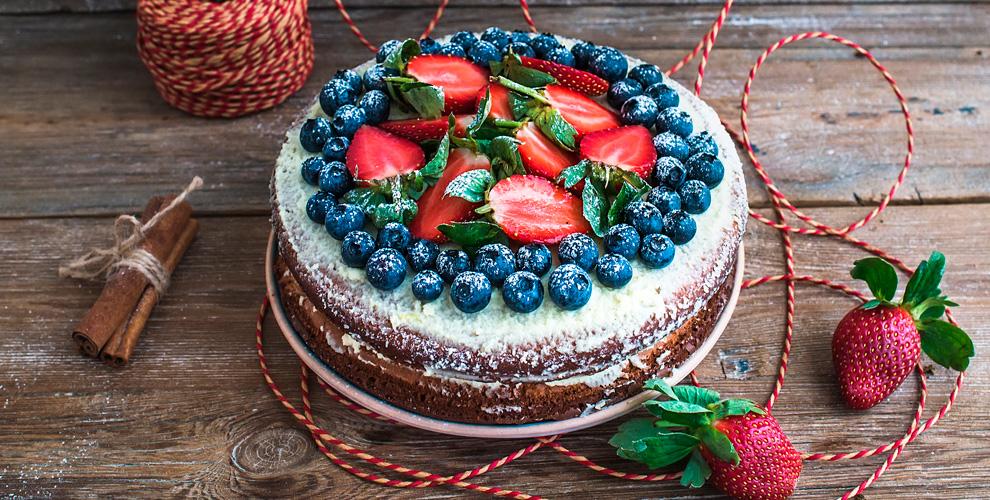 Разнообразные торты ипироги откомпании «Домашняя пекарня»