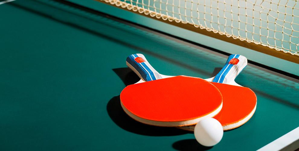 Посещение клуба настольного тенниса «Удар» длявзрослых идетей