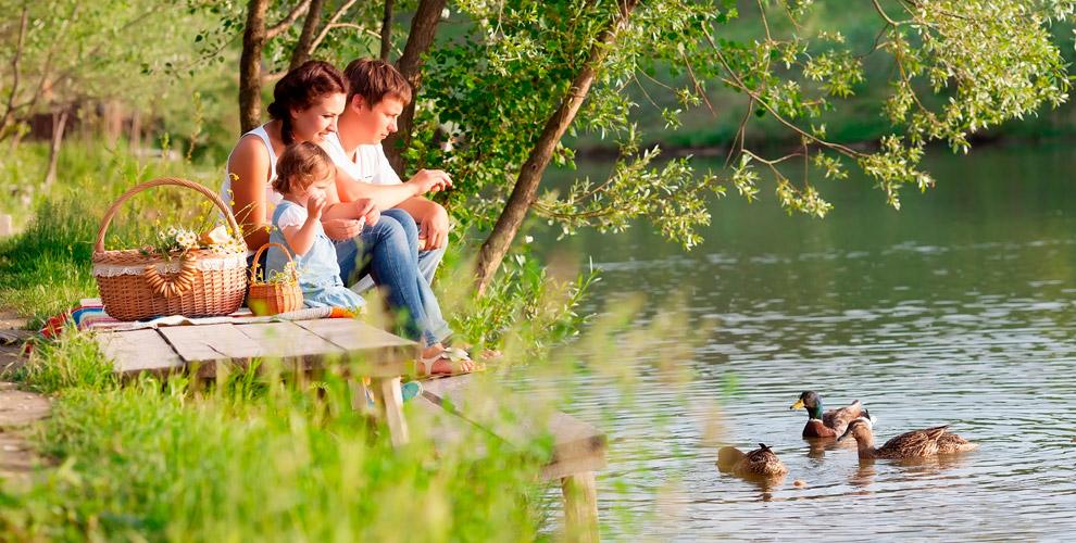 Семейный загородный отдых вдомике смангальной зоной набазе «Таскания»