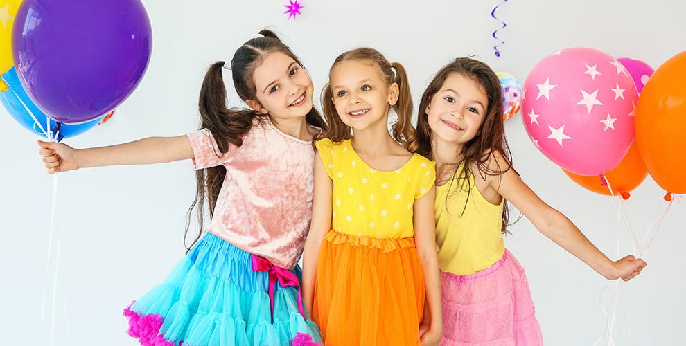 Проведение детского праздника отагентства «Павлин»