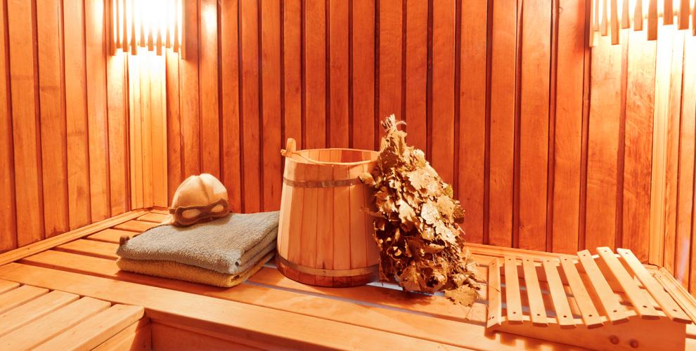 Посещение русской бани и сауны в комплексе «Баньки»