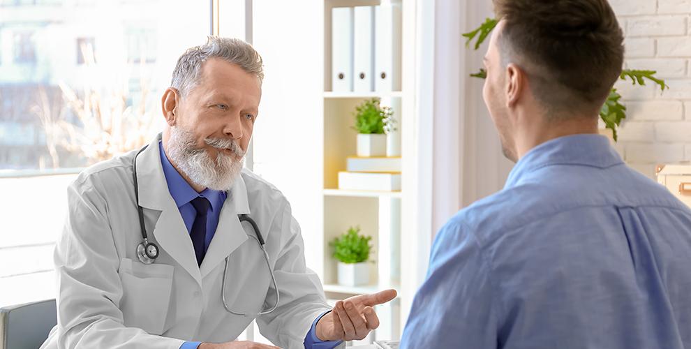 Консультация дерматовенеролога, андролога вЦентре Мужского Здоровья «Феникс»
