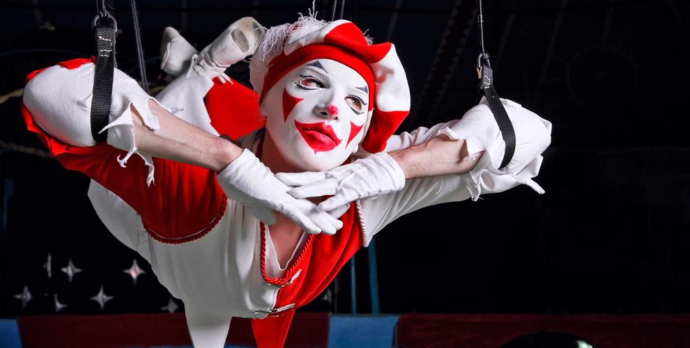 Курсы «Цирковое мастерство» и«Артист-Аниматор» вцирке «Арлекино»