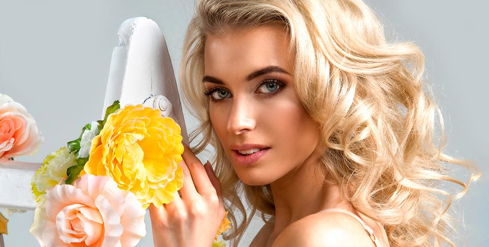 Ботокс, окрашивание волос, ногтевой сервис, солярий всалоне «Злата»