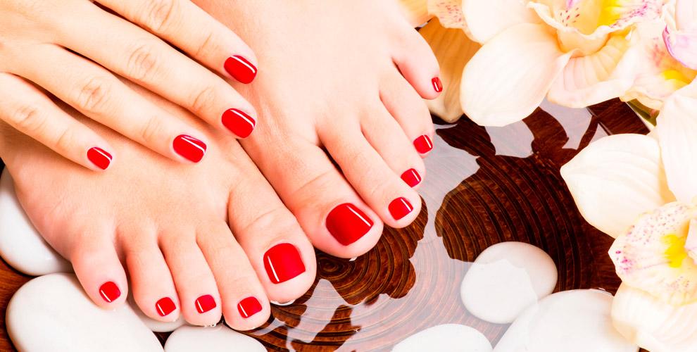 Маникюр, педикюр, покрытие гель-лаком и шугаринг в салоне House Manicure